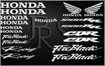KIT stickers Honda CBR 1000 RR Fireblade