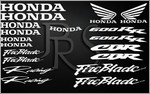 KIT stickers Honda CBR 600 RR Fireblade