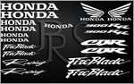 KIT stickers Honda CBR 900 RR Fireblade