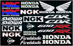 KIT stickers HONDA HRC 600 CBR