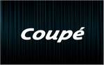 X2 stickers COUPE (Peugeot)