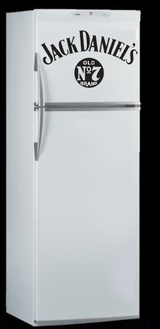 Deco frigo jack daniel 39 s 1 boutique for Meuble jack daniels