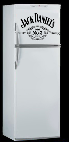 Deco frigo jack daniel 39 s 2 boutique for Meuble jack daniels