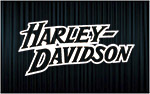 X2 stickers Harley HD4 B