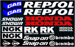 KIT stickers HONDA REPSOL (1)