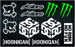 KIT stickers KEN BLOCK (3)