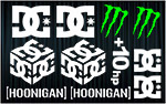 KIT stickers KEN BLOCK (4)