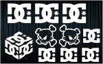 KIT stickers KEN BLOCK (5)