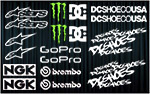 KIT stickers KEN BLOCK (6)