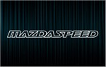 X2 stickers MAZDASPEED