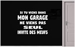 Sticker GARAGE (12)