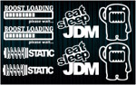 KIT stickers JDM (3)