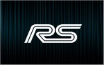 X2 stickers RS (2) (Ford)