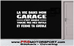 Sticker GARAGE (4)