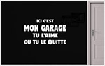 Sticker GARAGE (13)